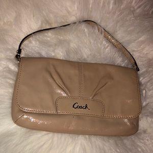 Coach Two Way Strap wallet/mini purse